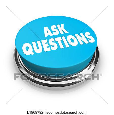 450x455 Clip Art Of Ask Questions