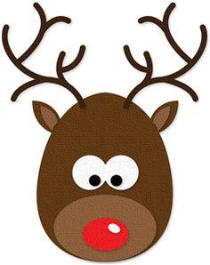 236x298 Cute Rudolph Clipart Cute Rudolph Freebie Christmas