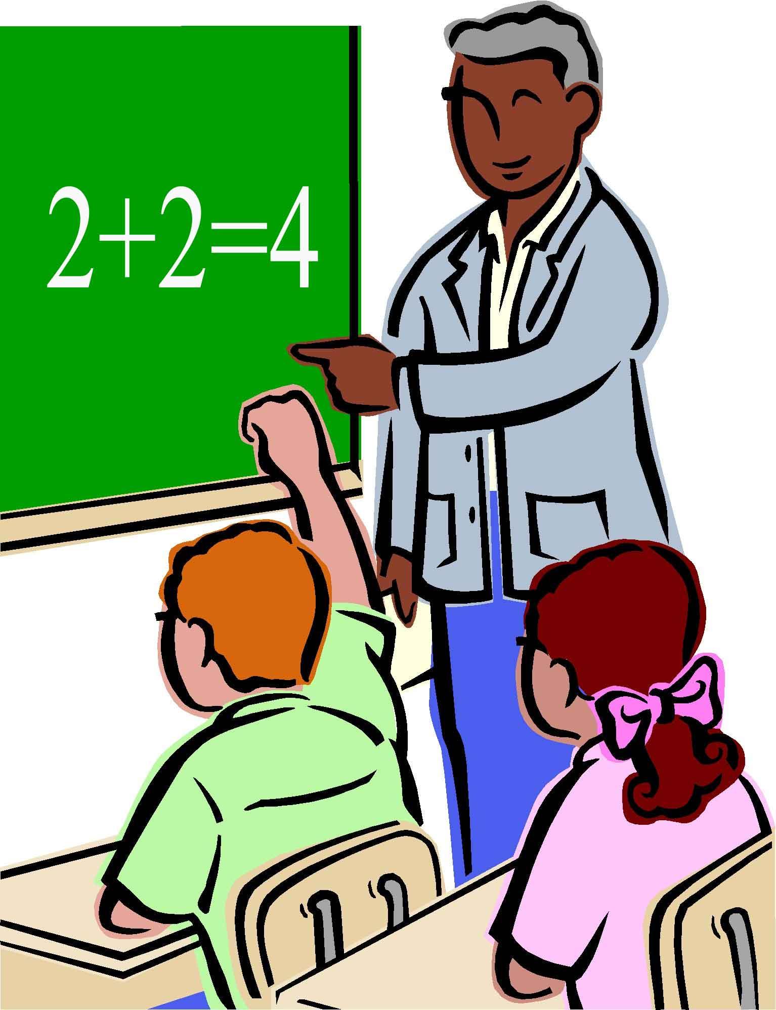 1534x1996 Free Math Teacher Cliparts