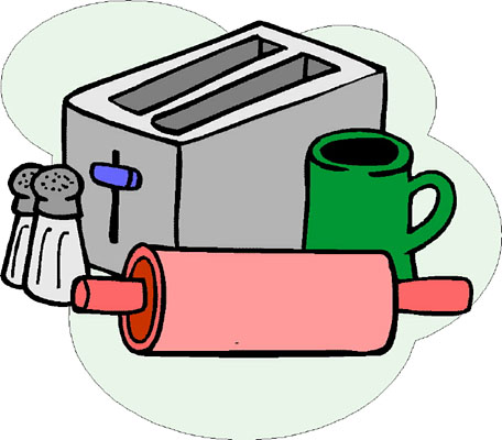 456x400 Kitchen Clip Art Images Free Clipart Clipartix 4