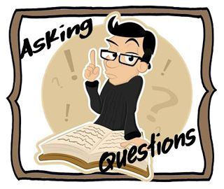 Asking A Question Clipart