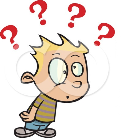 394x450 I Have A Question Clip Art Cliparts