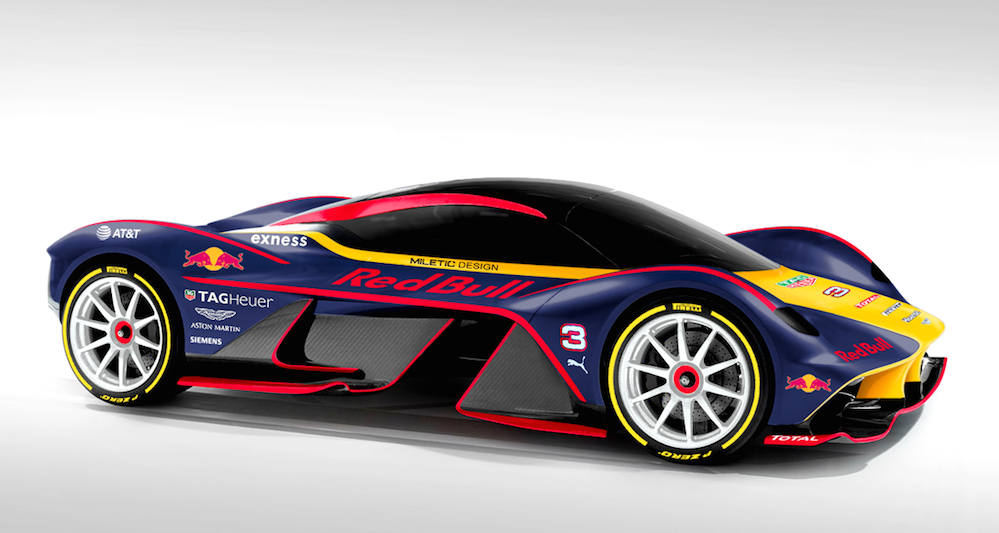 999x533 Aston Martin Am Rb 001 Looks Better In Red Bull Colors