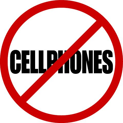 480x480 Best No Cell Phone Sign Ideas Pictures Of Cell