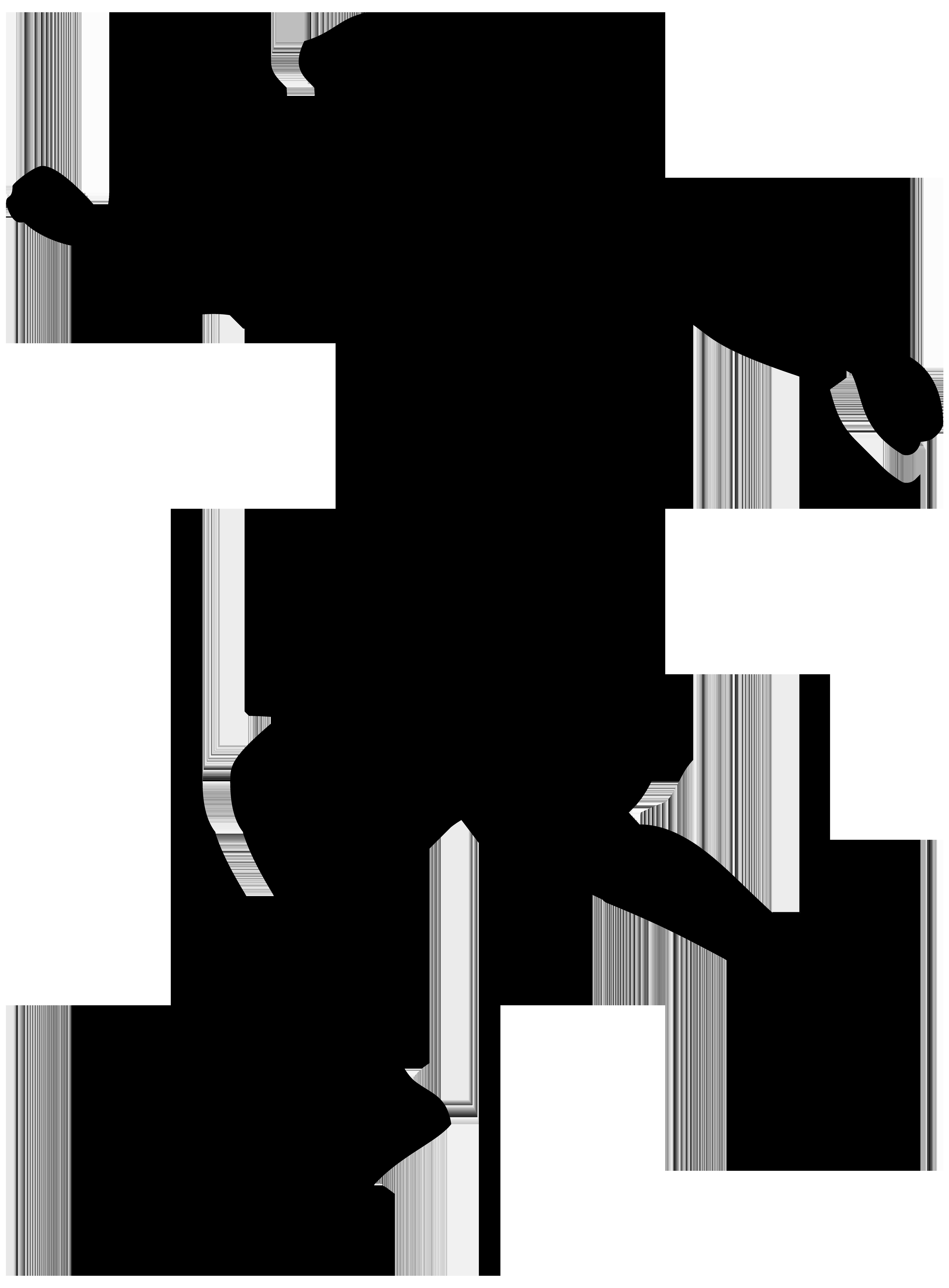5896x8000 Footballer Silhouette Png Transparent Clip Art Imageu200b Gallery
