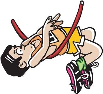 350x321 Athletics Clip Art Download