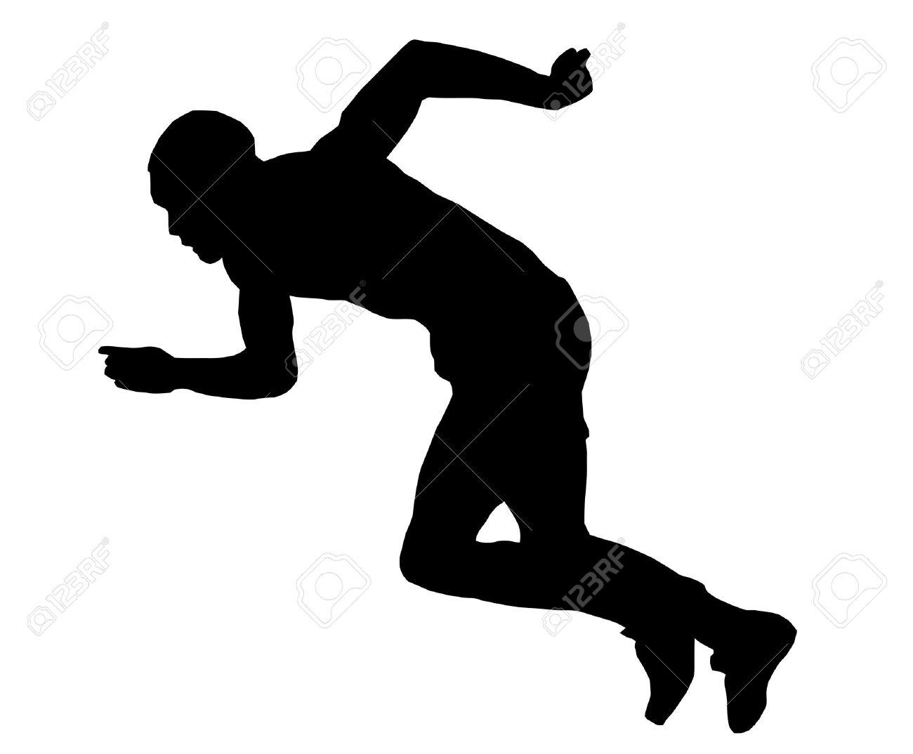 1300x1074 Athletics Clipart