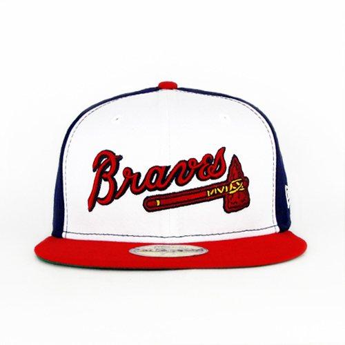 500x500 Atlanta Snapback Hats Atlanta Braves Team Colors Alternate Logo