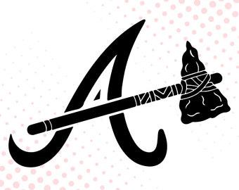 340x270 Atlanta Braves Logo Etsy