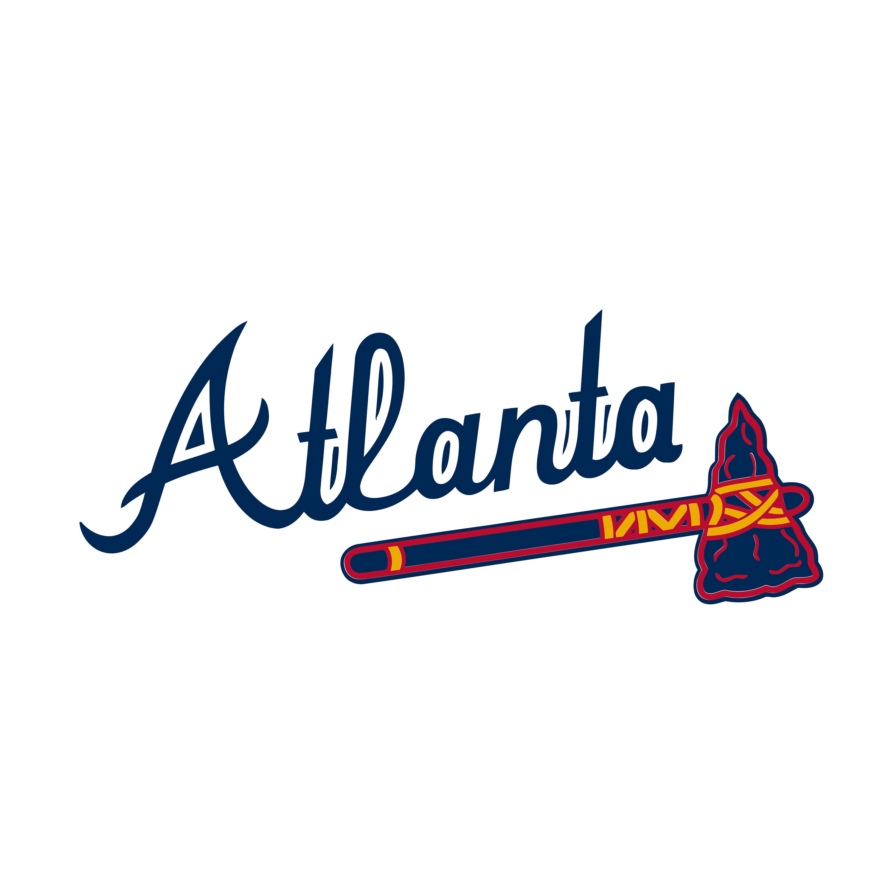 Atlanta Braves Logo Images | Free download best Atlanta Braves Logo