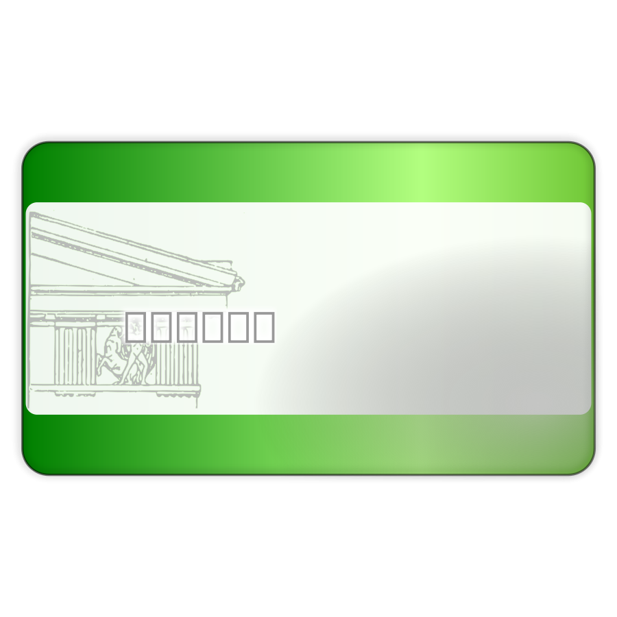 900x900 Card Clipart Atm Card