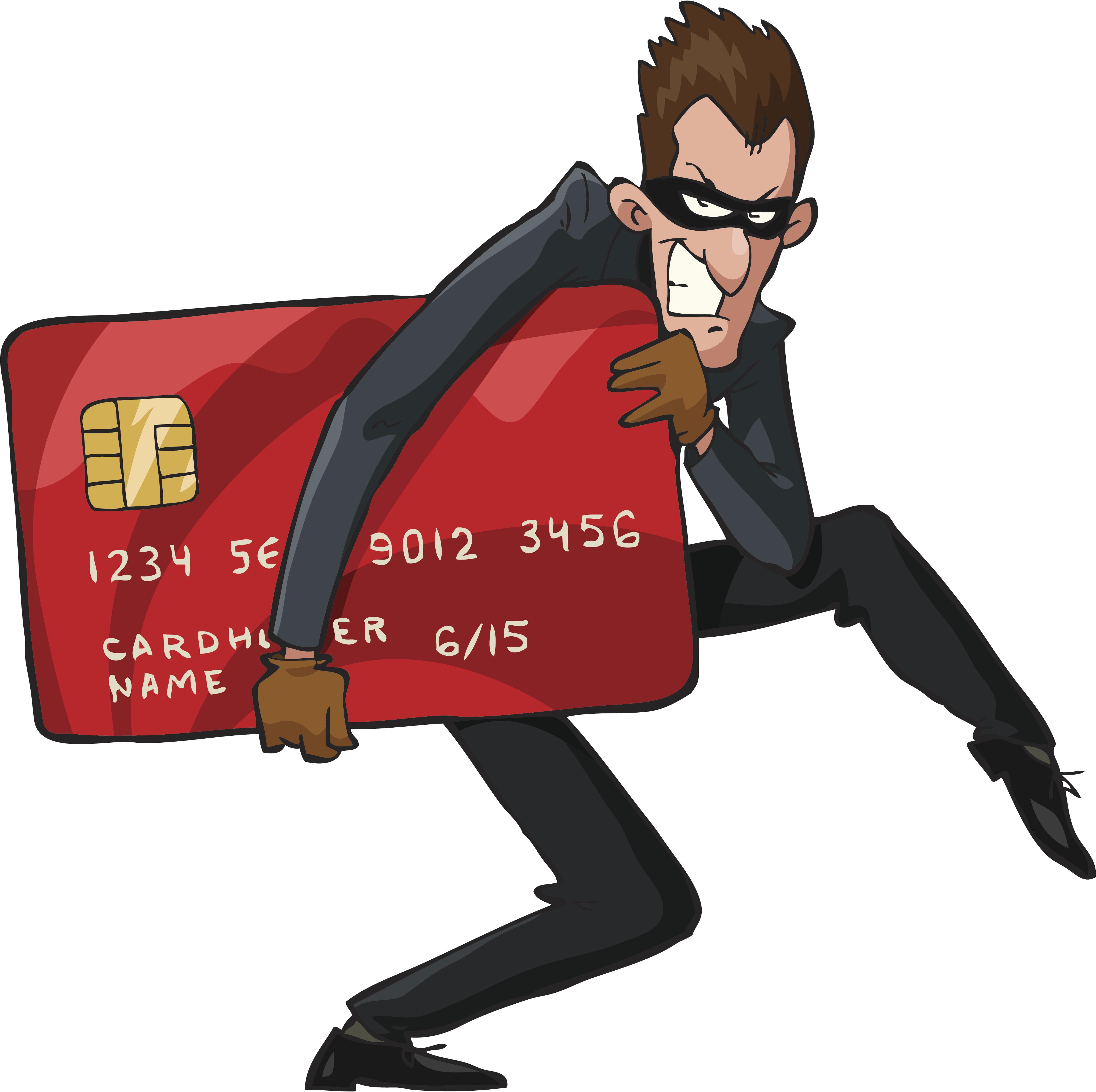 4083x4067 Id Credit Card Clipart