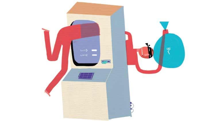 759x422 India Automated Teller Machine Clip Art Cliparts