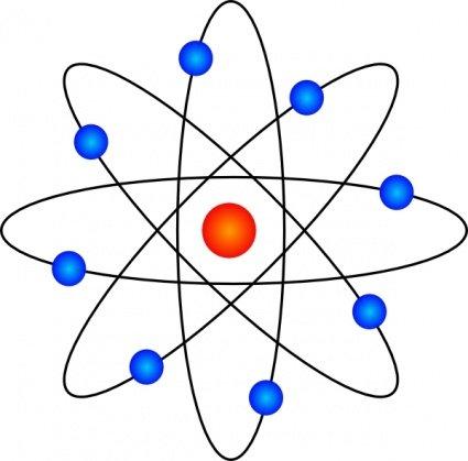 425x419 Atom Symbol, Free Vectors