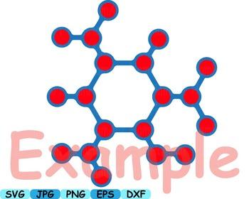 350x280 School Clip Art Svg Math Atom Book Experiment Lesson Biology Lab 149s