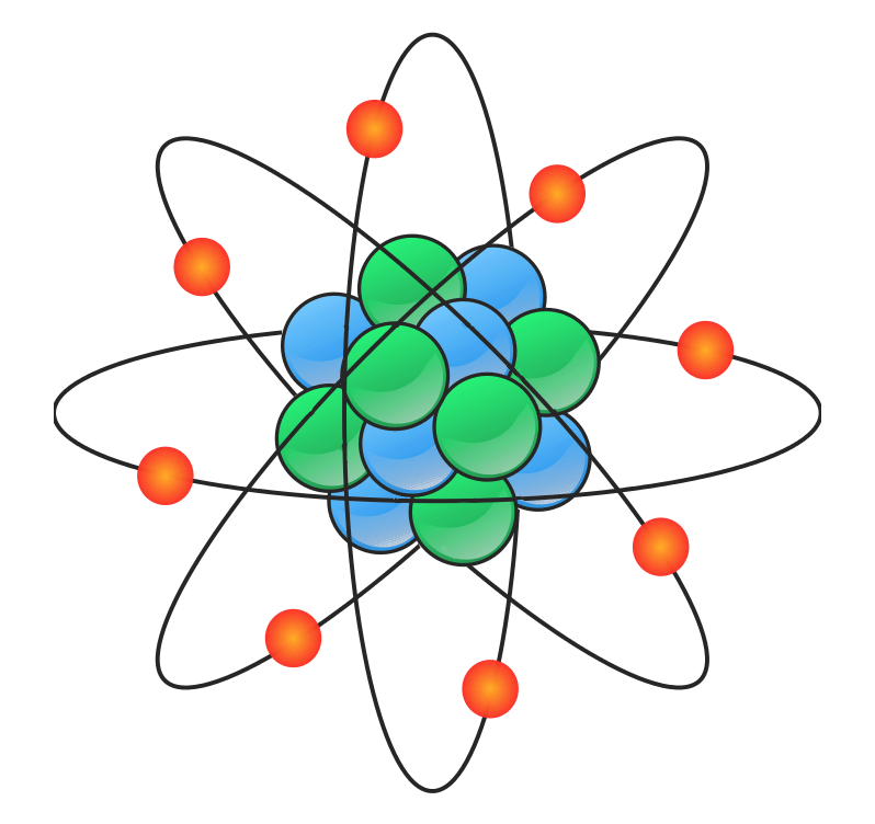 798x752 Science Clipart Chemistry Atom