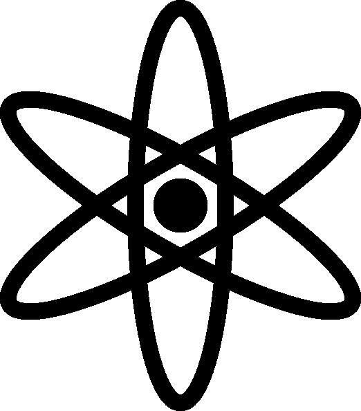 522x594 Atom Clip Art