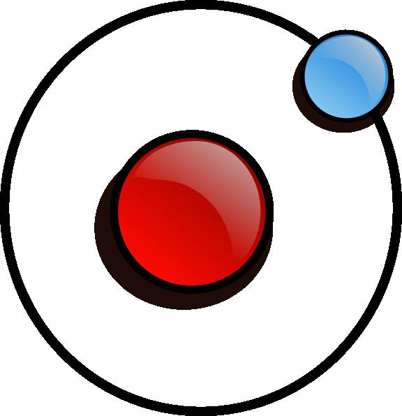 576x596 Atom Symbol 2 Clip Art