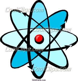 300x308 Atoms Clip Art