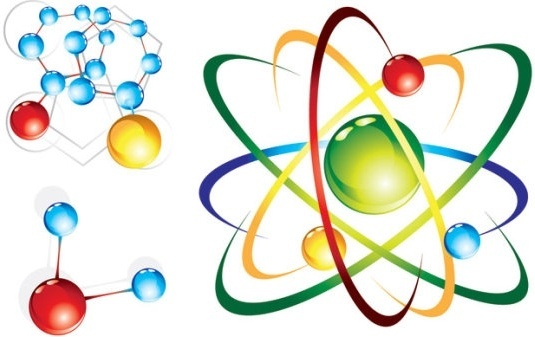 535x337 Structure Clipart Atoms And Molecule