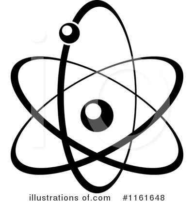 400x420 Atom Clipart