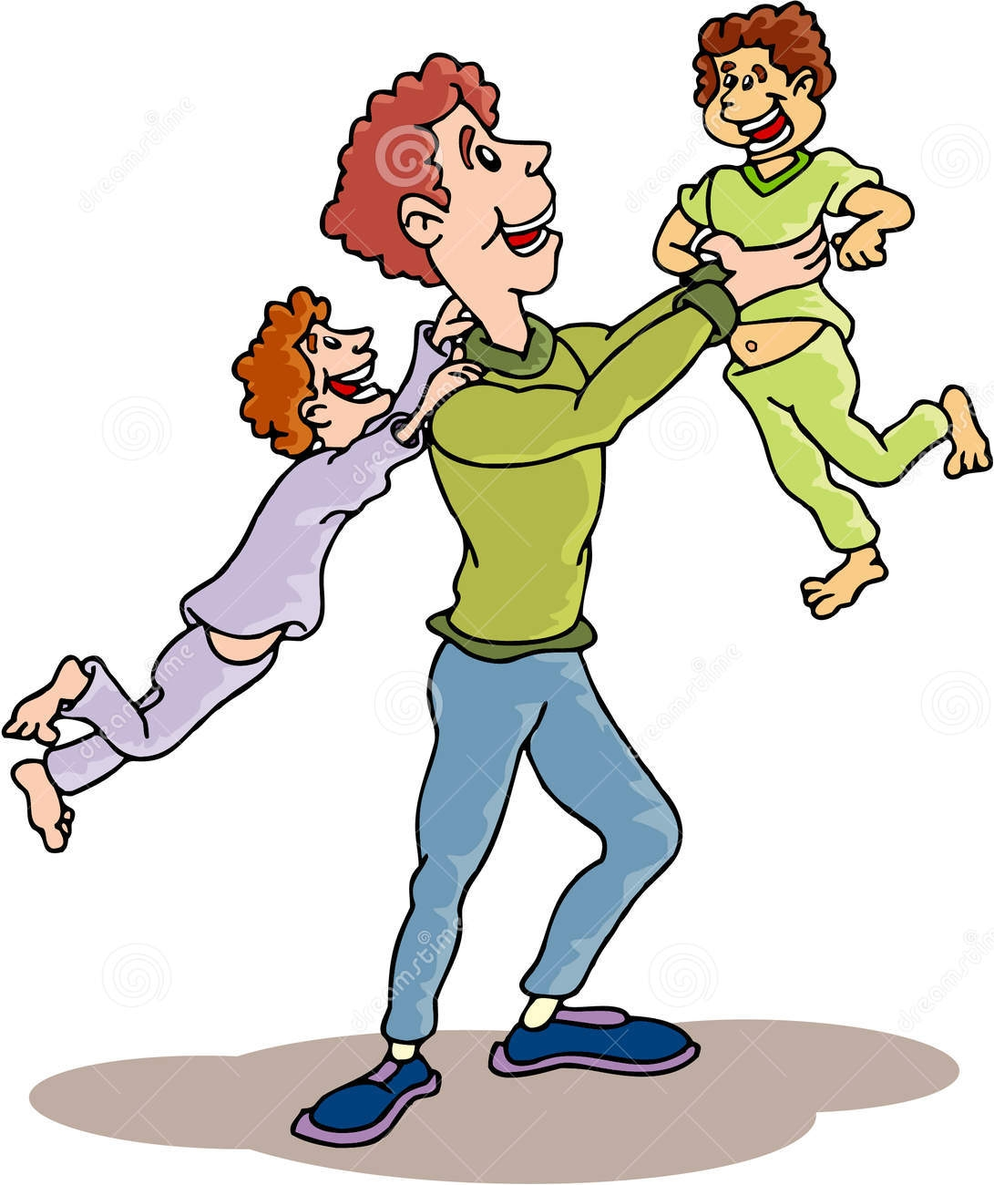 1091x1300 Family Uncle Clipart