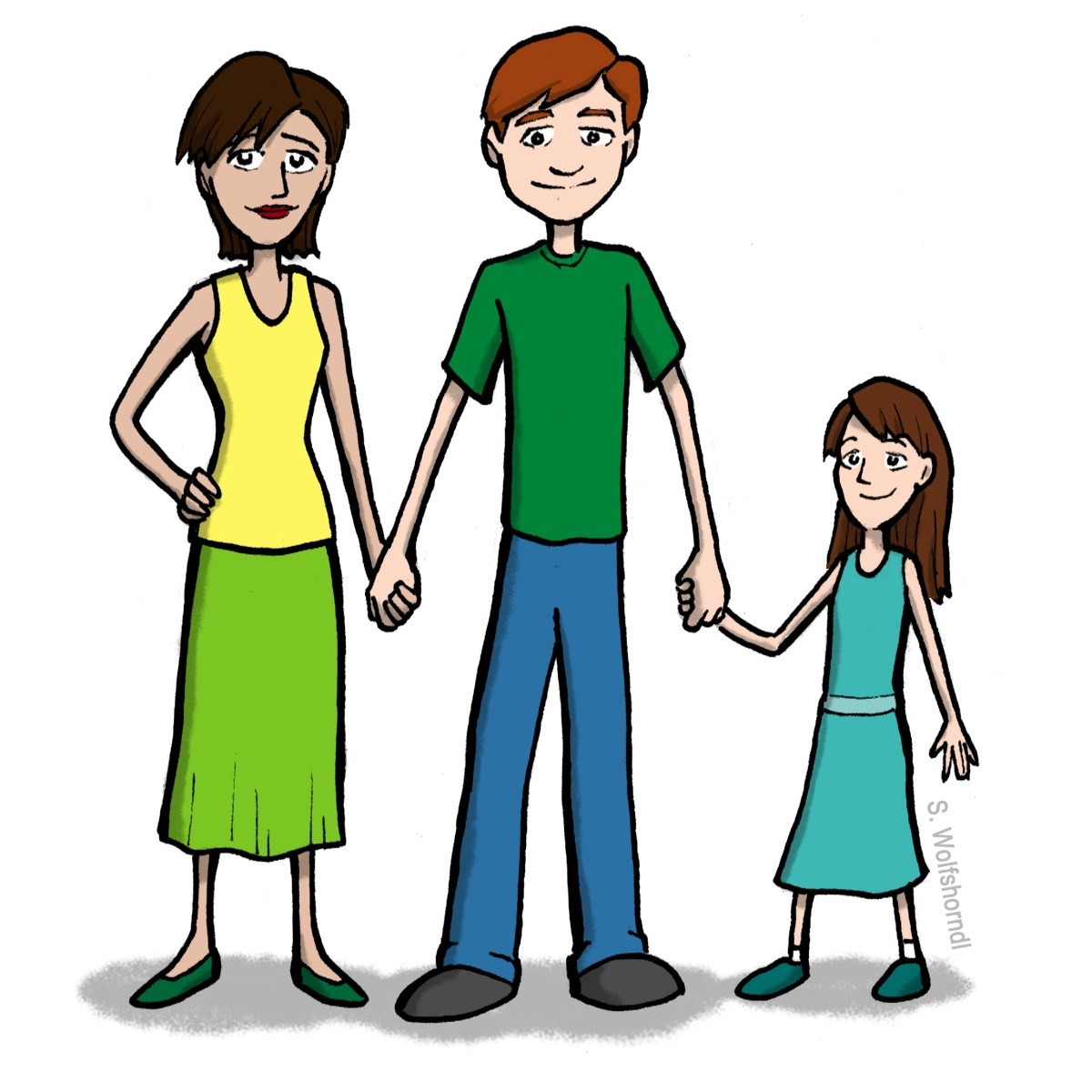 Aunt And Uncle Clipart | Free download on ClipArtMag