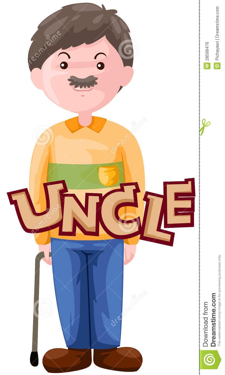 783x1300 Uncle Aunt Clipart