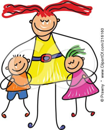 364x450 Uncle And Niece Clipart