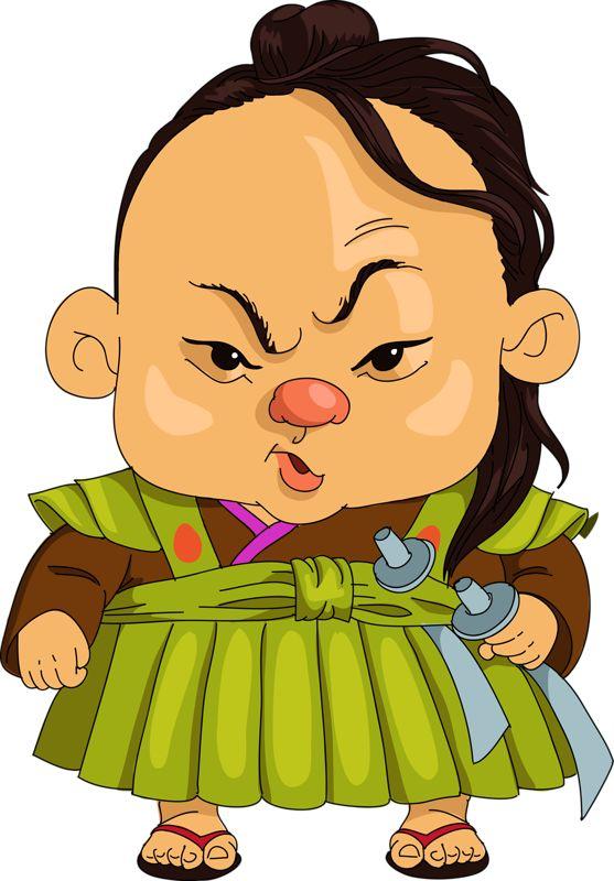 557x800 Asians Clipart Aunt