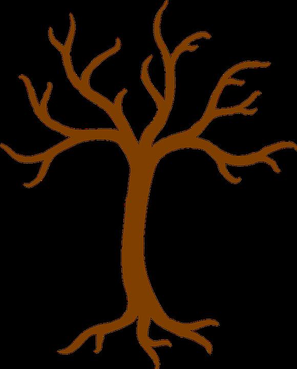 580x720 Autumn Tree Clip Art