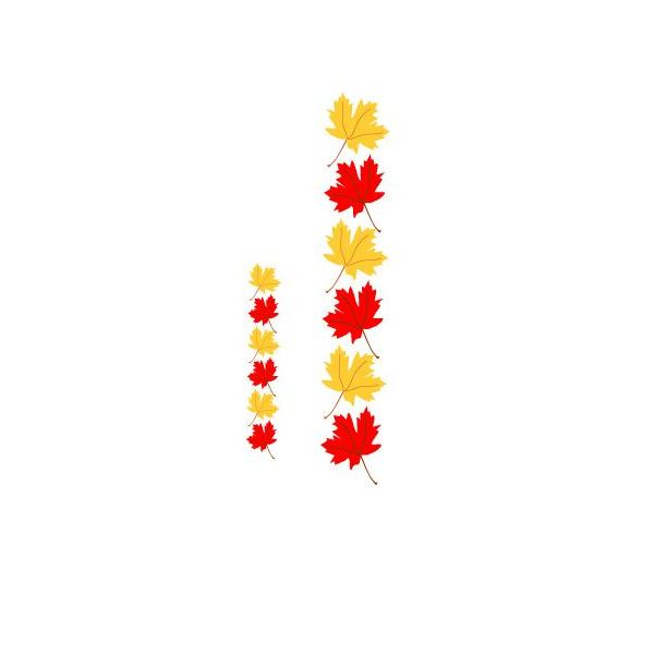 600x600 Free Clipart Fall Borders