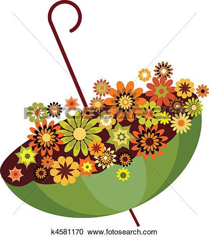 414x470 Clip Art Fall Flowers 101 Clip Art