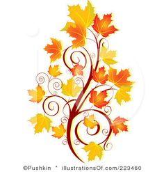 236x247 Fall Clipart Autumn Flower