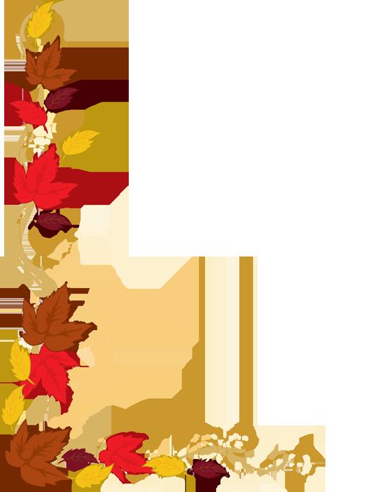523x702 Autumn Leaf Border Clip Art Clipart Panda