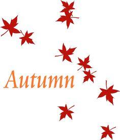 236x275 Clip Art Autumn Nature Borders Fall Border Maple Leaves Isolated