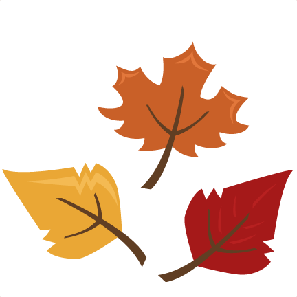 432x432 Autumn Leaf Clipart