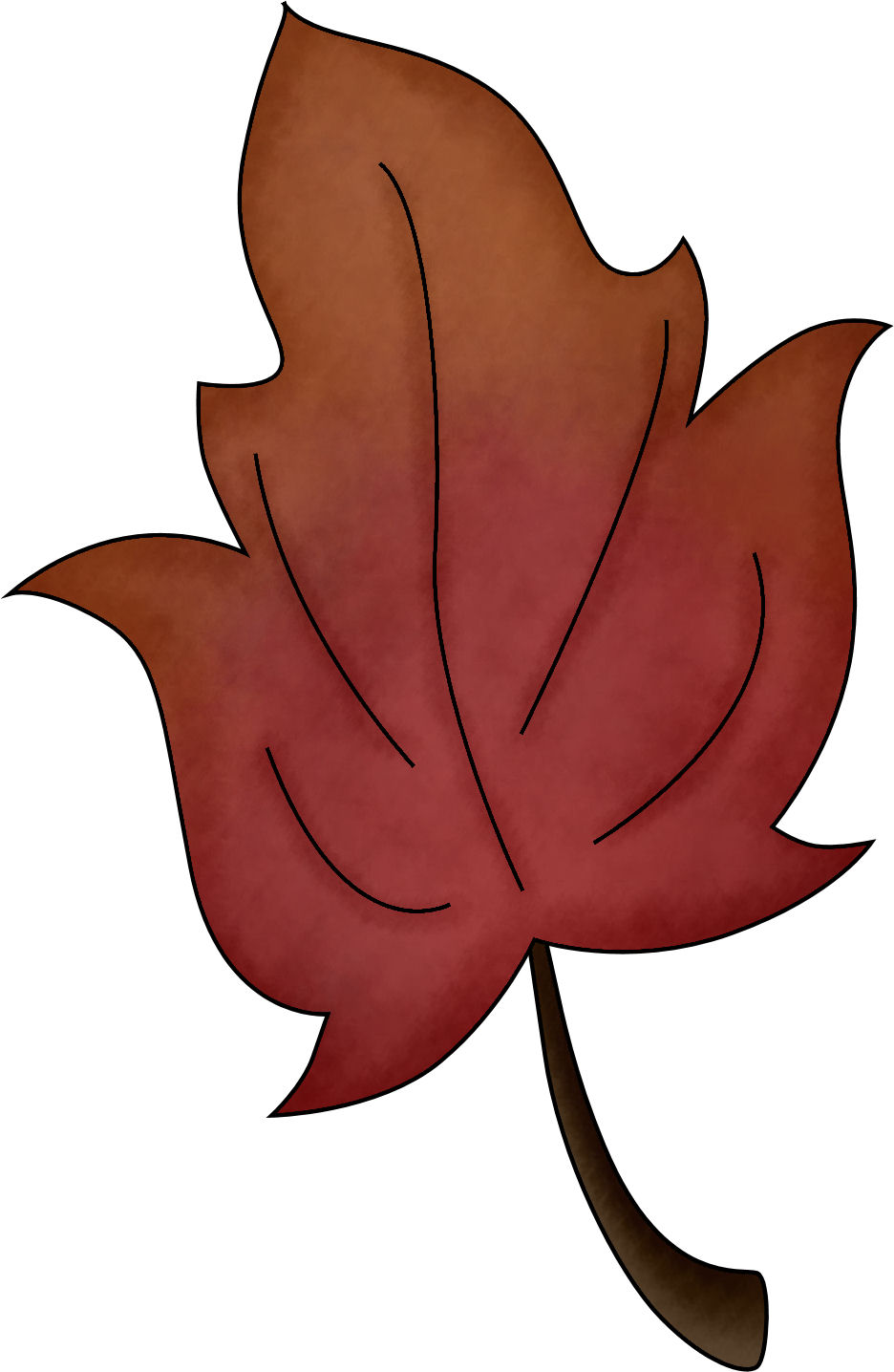 936x1436 Top 80 Autumn Leaves Clip Art