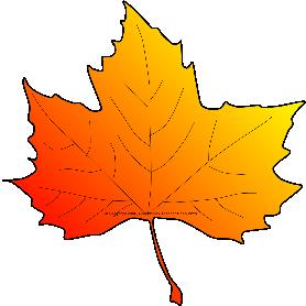 278x278 Autumn Leaf Clipart Images (Sb1785)