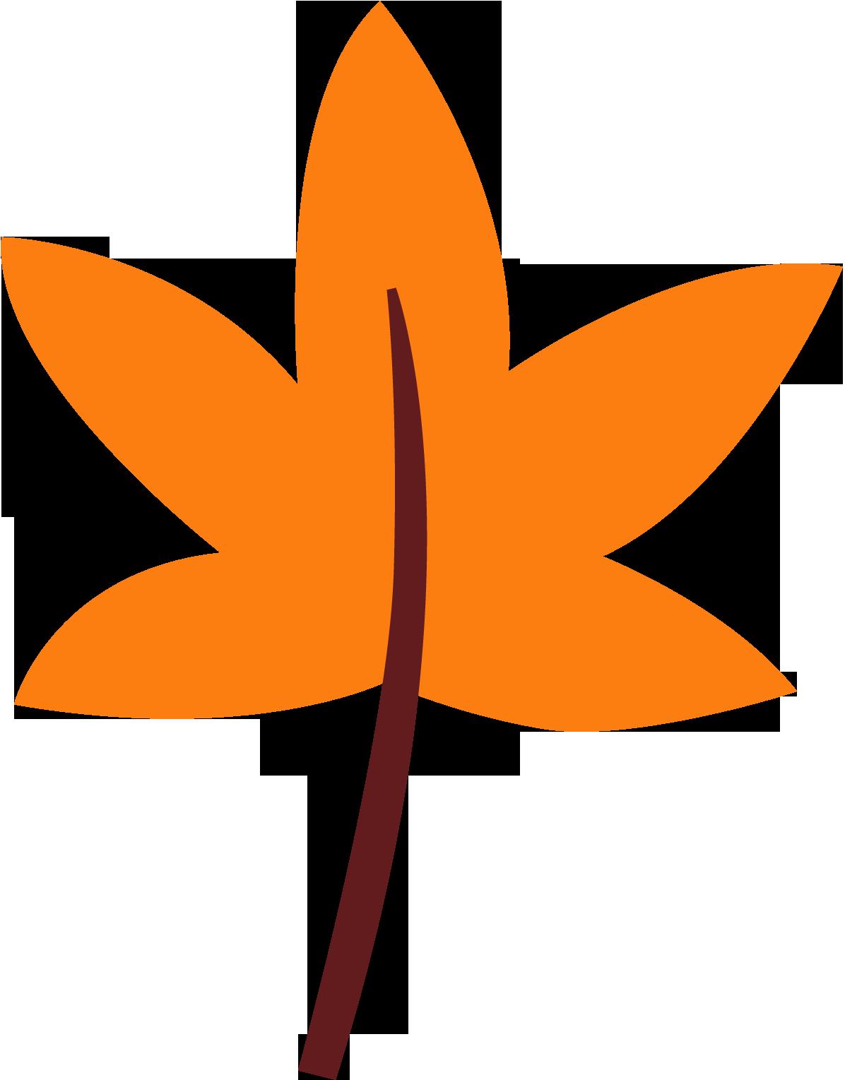 1196x1529 Free Fall Leaves Clip Art