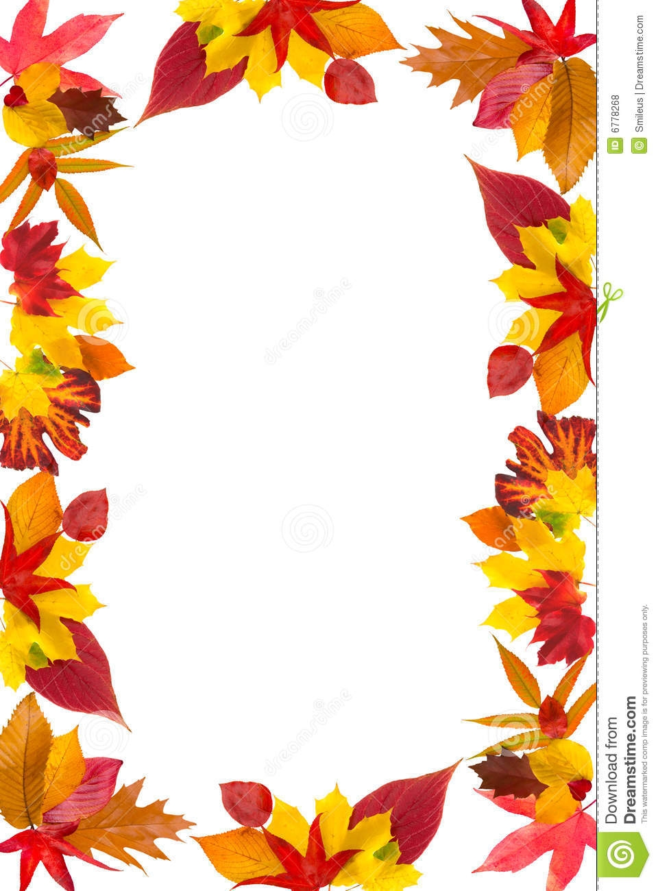 960x1300 Explore Border Of Autumn Leaves