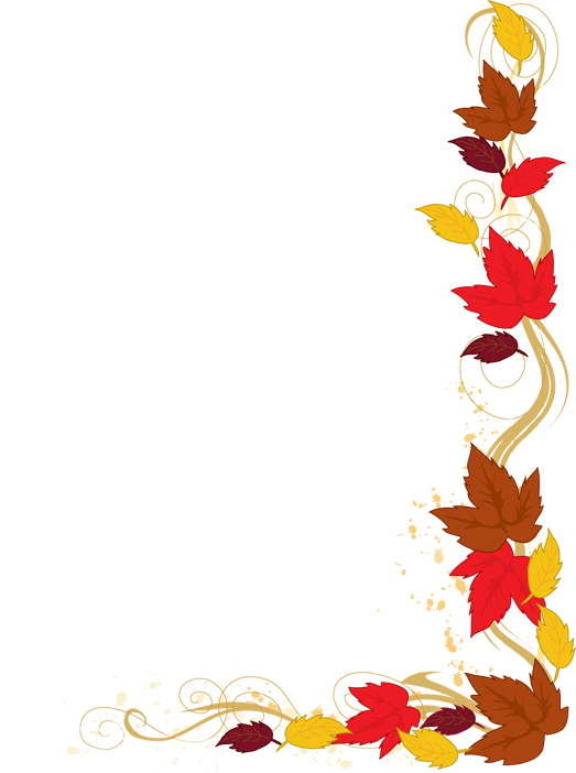 Autumn Leaves Borders | Free download best Autumn Leaves ...