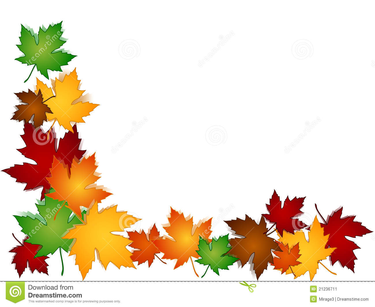 1300x1065 Maple Leaf Clipart Border