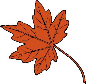 300x293 Autumn Leaves Clip Art