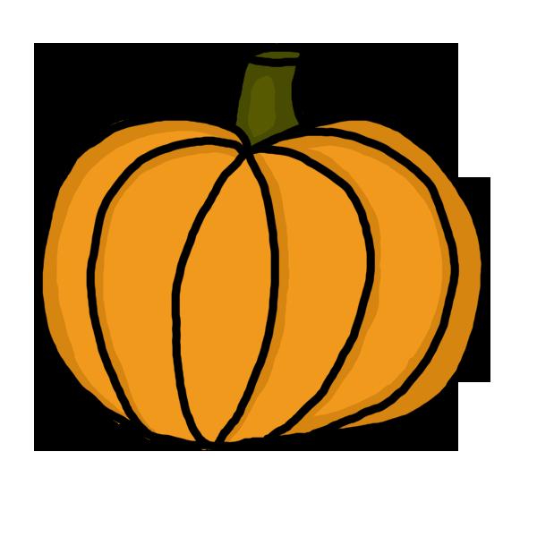600x600 Clipart Pumpkins