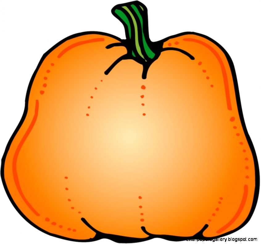 846x792 Fall Pumpkin Clipart 2