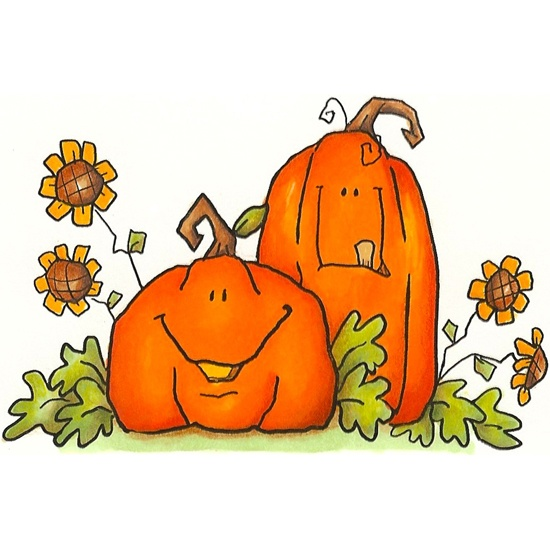 550x550 Pumpkin Clipart Patchwork