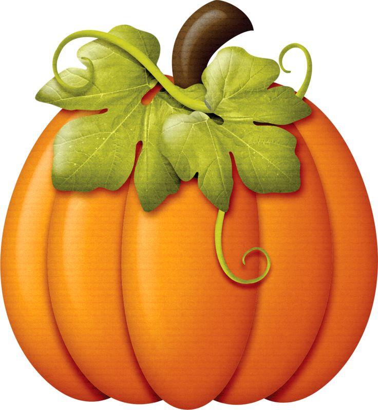 736x800 Rustic Pumpkin Clipart