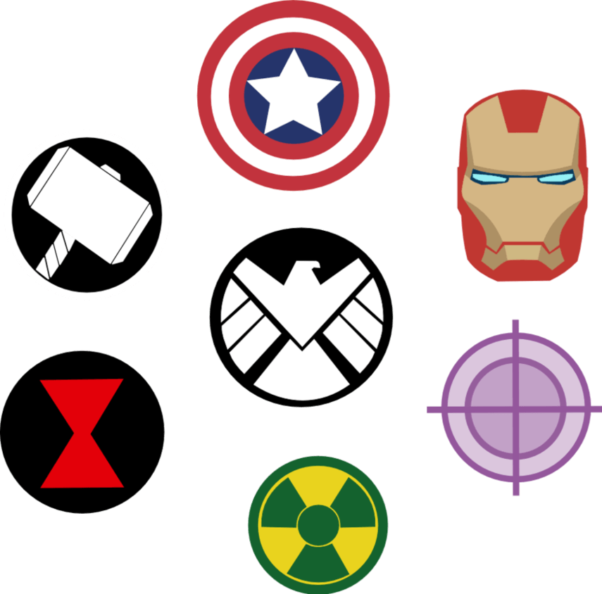 855x844 Marvel Avengers Cliparts 230963