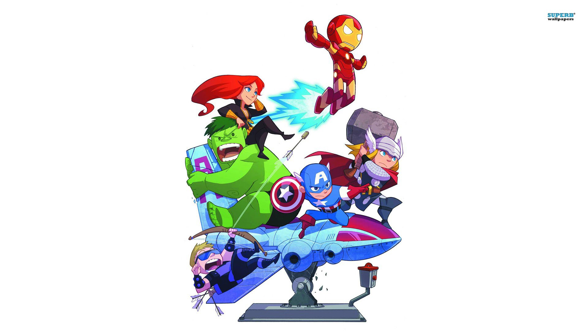 Avengers Clipart | Free download on ClipArtMag